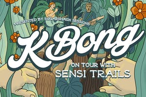 KBONG (of Stick Figure) w/ Sensi Trails + guests