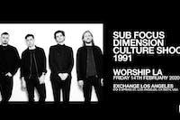 Sub focus, Dimension, Culture Shock, 1991