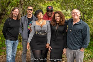 Melvin Seals & JGB with special guest Jennifer Hartswick