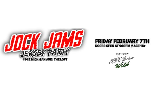 Jock Jams Party
