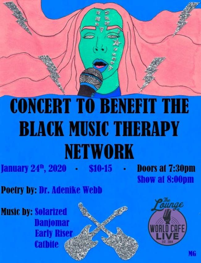 Concert to Benefit the Black Music Therapy Network Scholarship