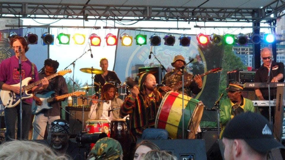 Carlos Jones & the P.L.U.S. Band • Big Ship