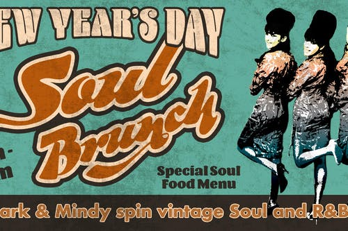 New Year's Day Soul Brunch