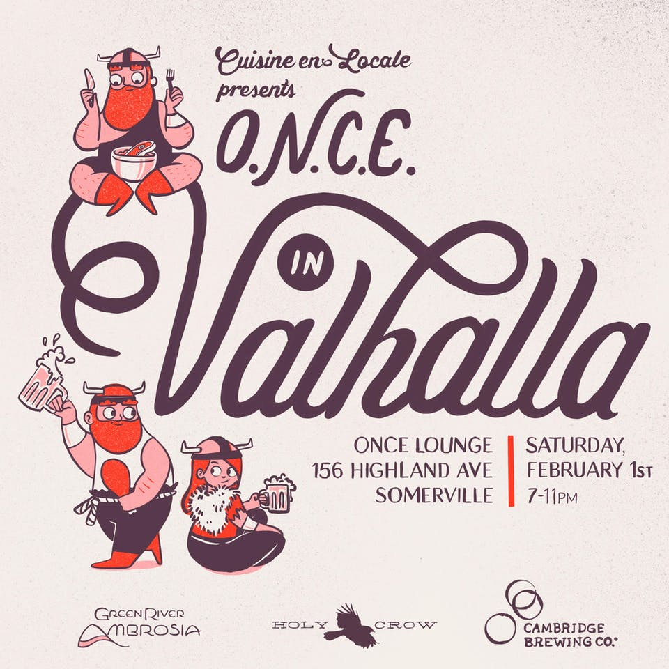 O.N.C.E. in Valhalla 10 YEAR ANNIVERSARY