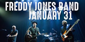 Freddy Jones Band
