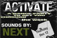 Activate with DJ NEXT