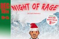 Night Of Rage (A Cudi Christmas)