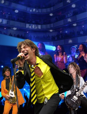 The Unauthorized Rolling Stones