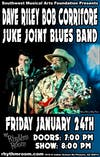 Dave Riley / Bob Corritore Juke Joint Blues Band