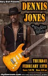 Dennis Jones At The Rhythm Room