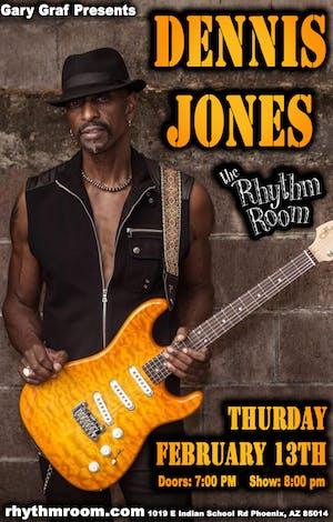 Dennis Jones At The Rhythm Room