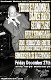 Three Harmonica Blues Band Showcase!