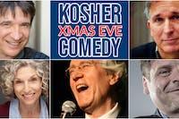 Kosher Xmas Eve Comedy