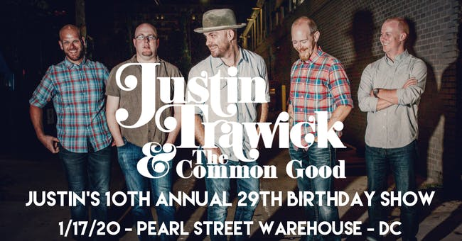 Justin Trawick and The Common Good  w/ The Judy Chops
