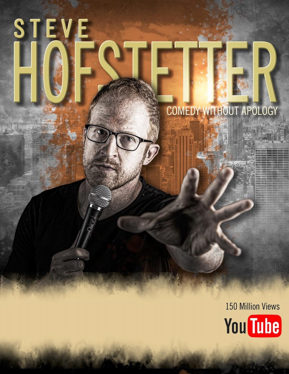 Steve Hofstetter: Comedy Without Apology