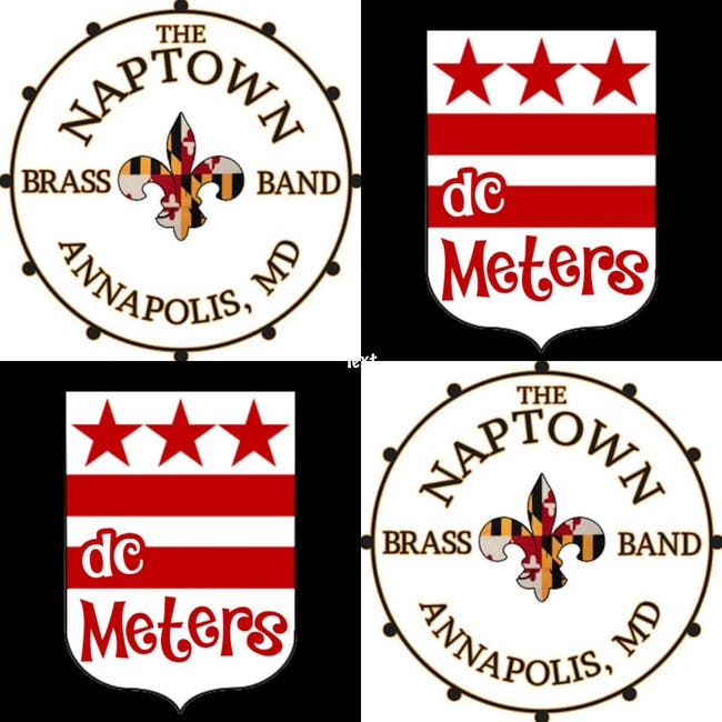 Mardi Gras 2020 with Naptown Brass Band & Dc Meters