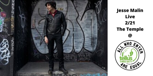 XPN Welcomes Jesse Malin