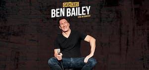 Cash Cab's Ben Bailey