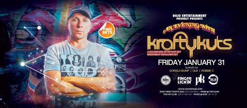 An Evening with Krafty Kuts (2 SETS)
