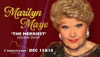 "Marilyn Maye ""The Merriest"""