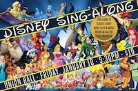 The Disney Sing-Along