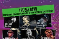The Bar Band ft. David Uosikkinen of The Hooters & Friends