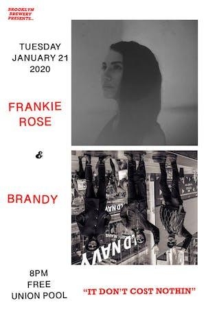 Frankie Rose • Brandy