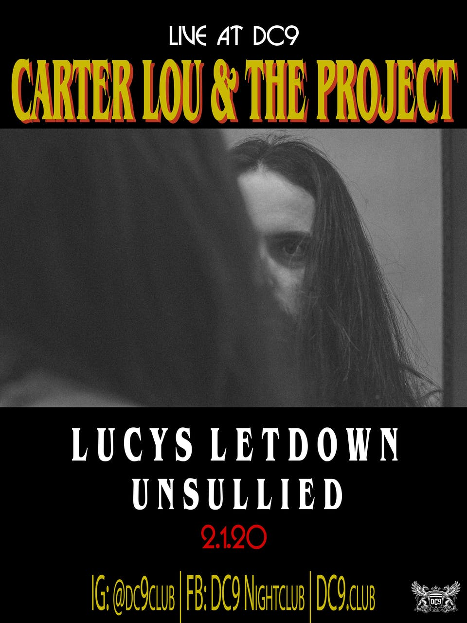 Carter Lou & The Project
