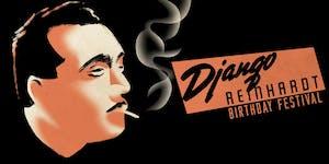 Django Reinhardt Birthday Festival 3-Day Pass (1/24/20-1/26/20)
