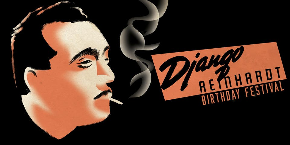 Django Reinhardt Birthday Festival (1/25/20)