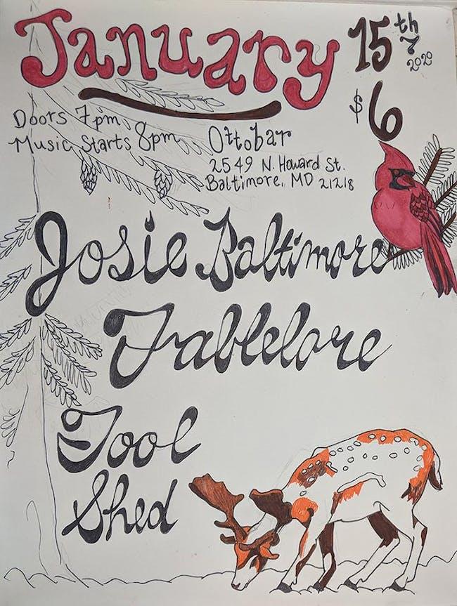 Fablelore,Tool Shed, Josie Baltimore