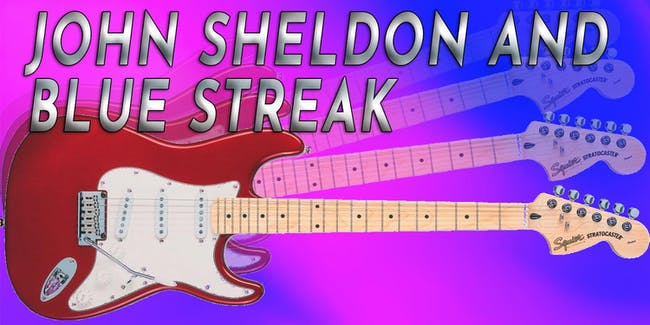 John Sheldon & Blue Streak