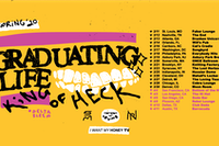 Graduating Life w/ King Of Heck at Drunken Unicorn