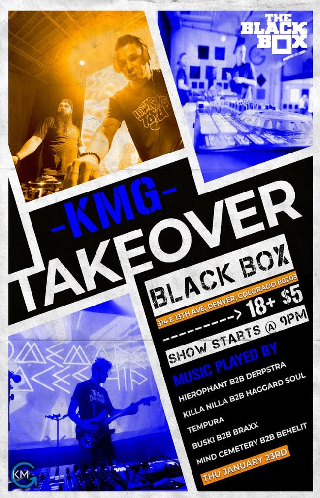KMG Takeover