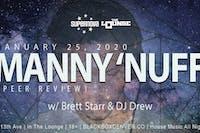 Supernova House Music presents Manny 'Nuff