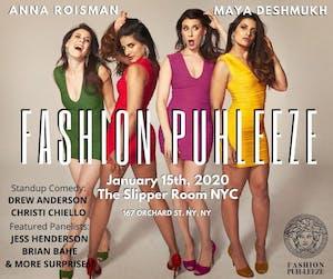 Fashion Puhleeze