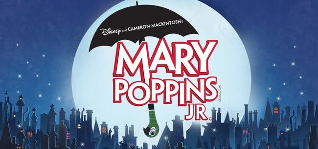 Mary Poppins JR. Camp Show