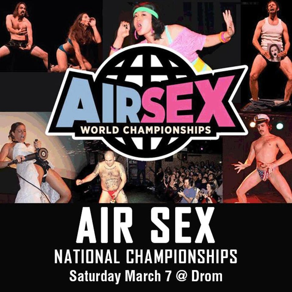 The New York City Air Sex Championships