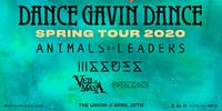 Dance Gavin Dance - Spring Tour 2020