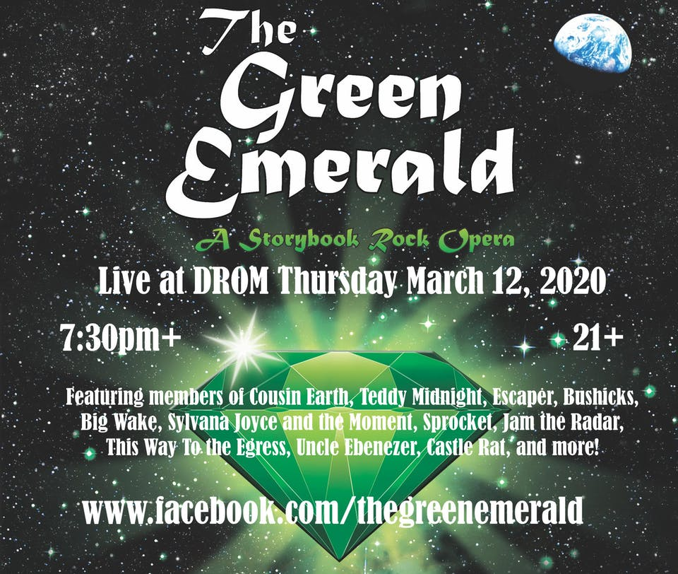 The Green Emerald: A Storybook Rock Opera