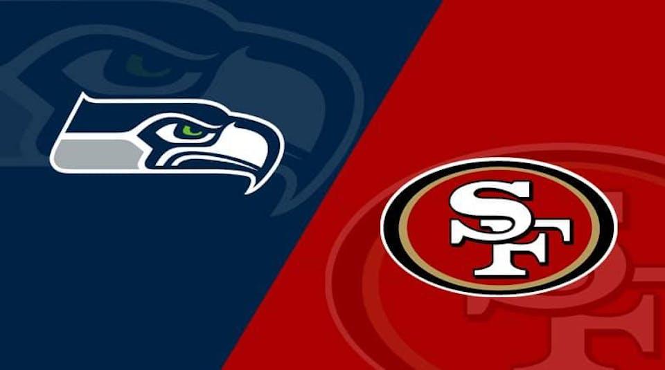 SF 49ers vs. Seattle Seahawks