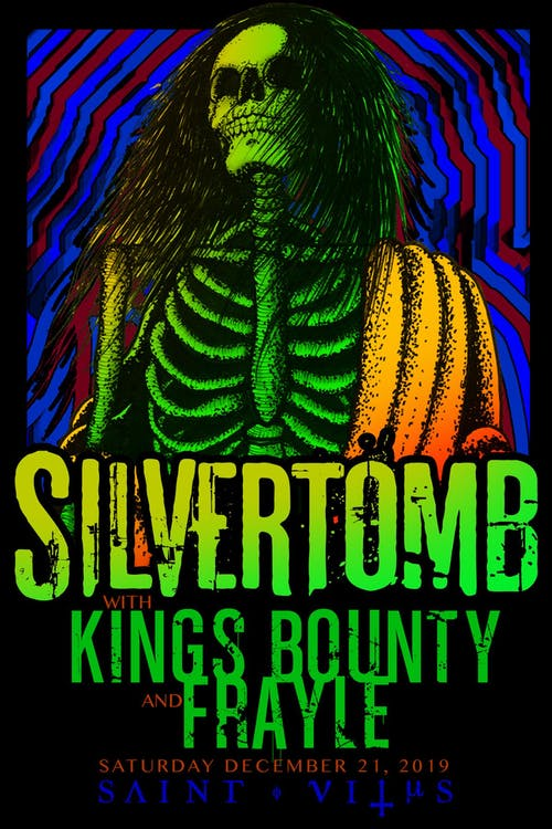 Silvertomb, Kings Bounty, Frayle