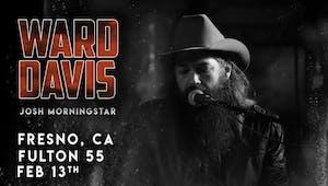 Ward Davis Returns to Fresno!