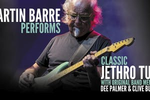 Martin Barre Performs Classic Jethro Tull with Dee Palmer & Clive Bunker