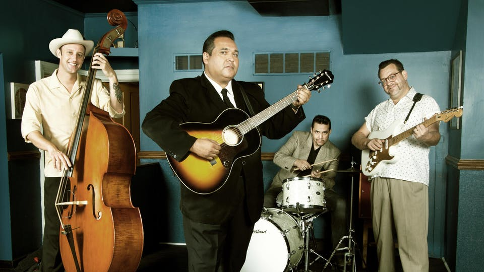 Big Sandy & His Fly-Rite Boys with Sarah Borges & The Broken Shingles