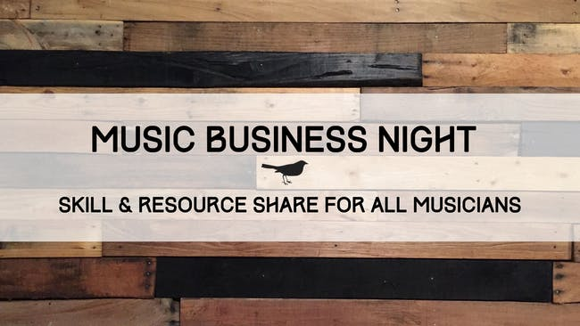 Music Business Night
