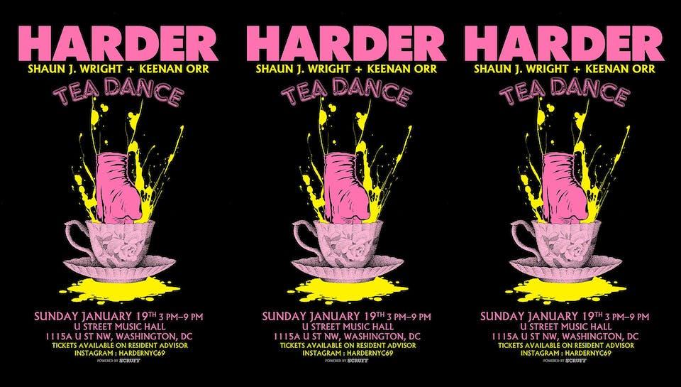 Harder: Tea Dance
