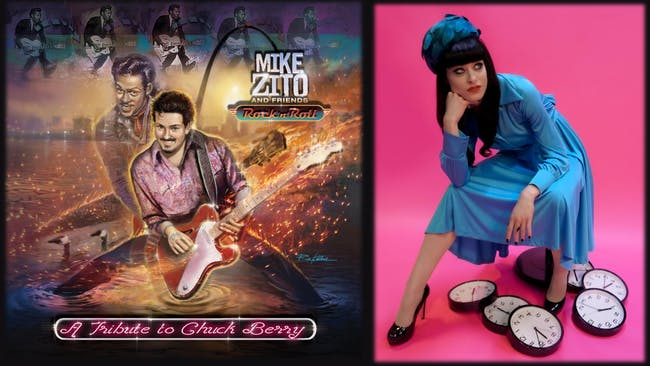 Mike Zito Chuck Berry Tribute with Olivia Jean