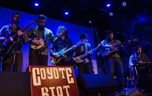 Coyote Riot w/ Other Stories