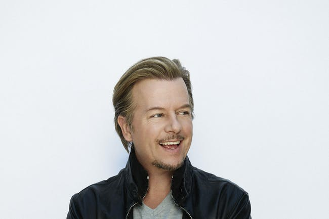 SHOW POSTPONED, STAY TUNED FOR UPDATES: David Spade **LATE SHOW**